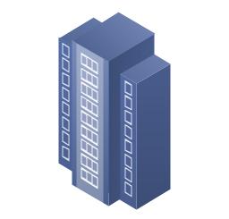 Multi-storey, building,