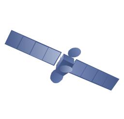 Communications satellite, satellite,