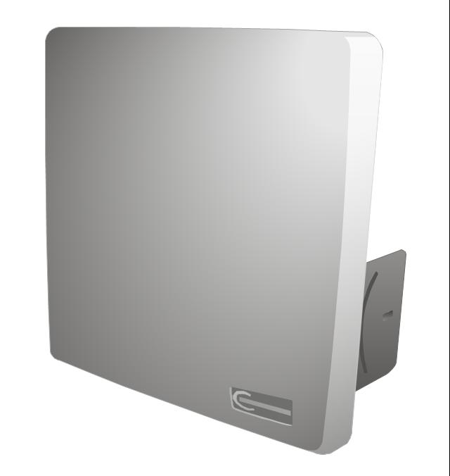 Trango AD5830-23-DP broadband antenna, AD5830-23-DP, Patch Antenna ,
