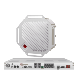 23 GHz Split-Architecture Microwave Radio Link, Split-Architecture Microwave Radio Link,
