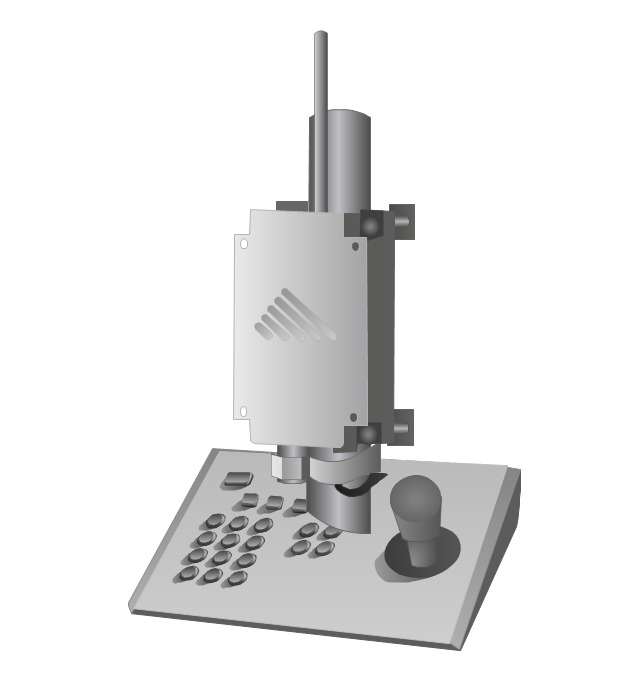 SDR900H PTZ camera control system, SDR900H,