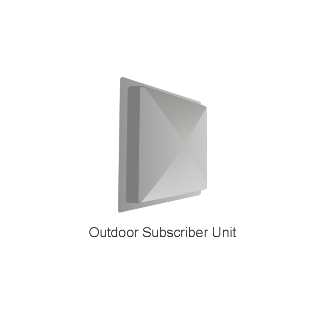 Outdoor Subscriber Unit, Outdoor Subscriber Unit, TR-WMX,