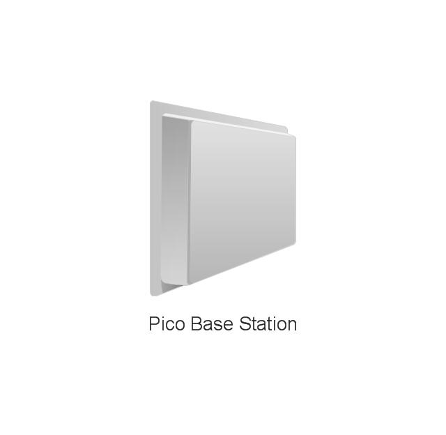Pico Base Station, Pico Base Station, TR-WMX,