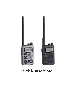 VHF Marine Radio, VHF Marine Radio, Marine Transceiver,