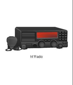 hf Radio, hf Radio, VX-1700,