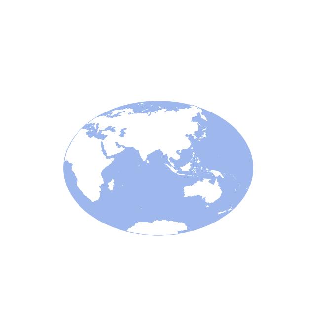 Eastern Hemisphere (oval), Eastern hemisphere,
