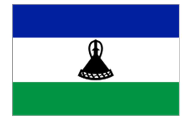 Lesotho, Lesotho,