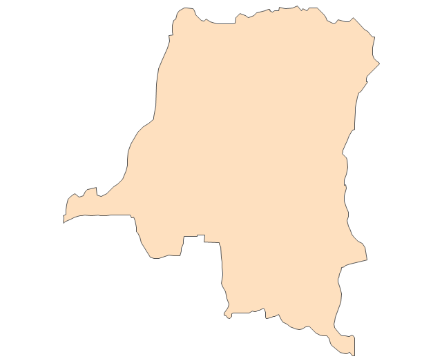 Democratic Republic of the Congo, Congo (DRC),