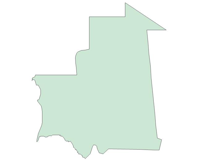 Mauritania, Mauritania,