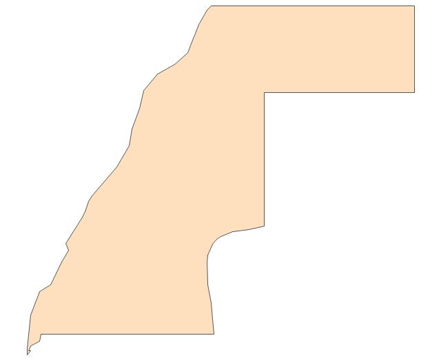 Western Sahara, Western Sahara,