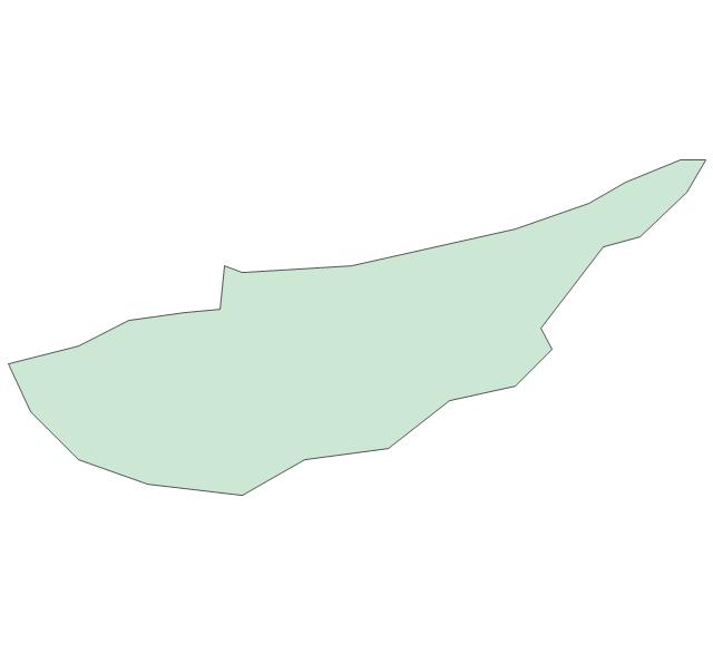 Cyprus, Cyprus, Cyprus map,