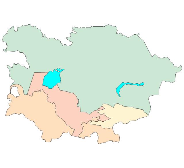 Central Asia, Central Asia,