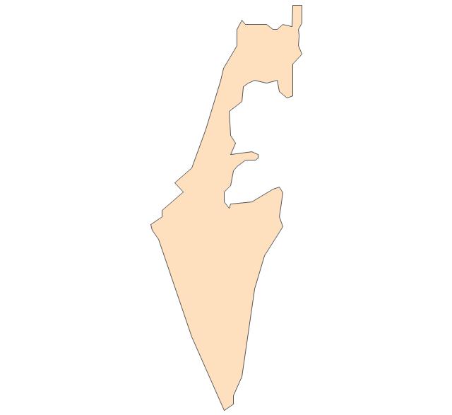 Israel, Israel, Israel map,