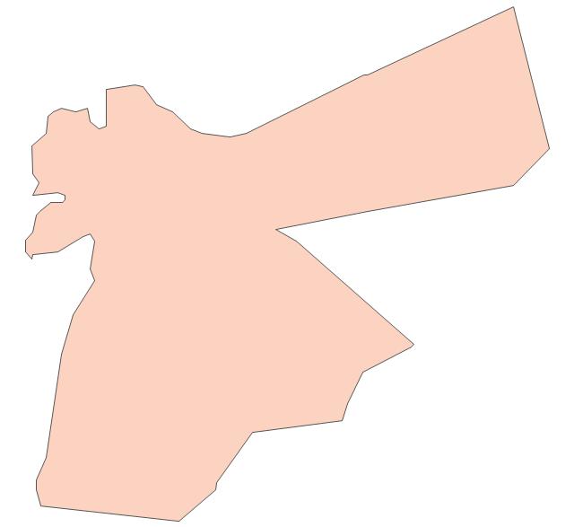 Jordan, Jordan, Jordan map,