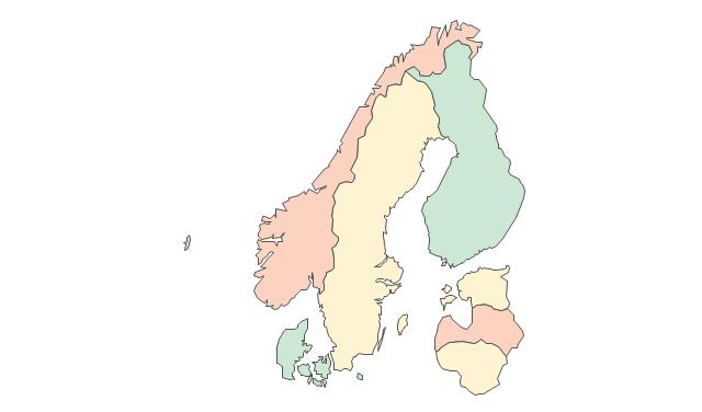 Scandanavia, Scandinavia,