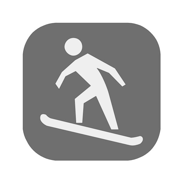 Snowboarding, snowboarding,