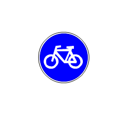 Cycle track, cycle track,