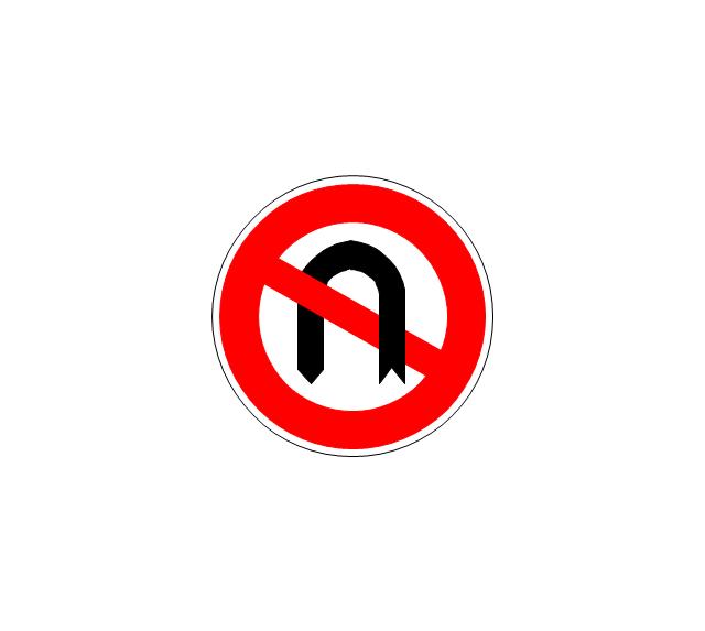 No U-turns, no U-turns,