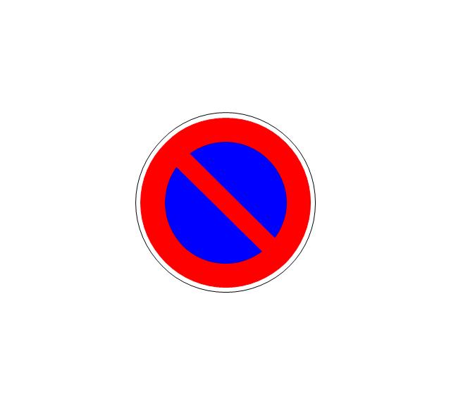 No parking, no parking,
