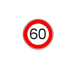 Speed limit, speed limit,