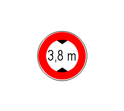Height limit, height limit,