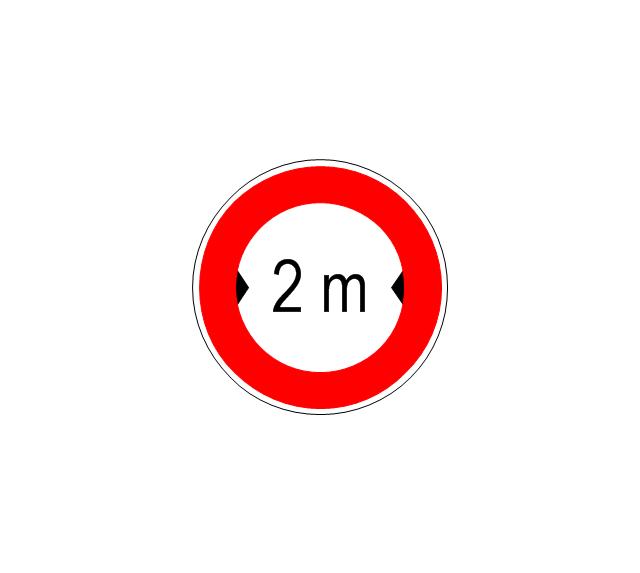 Width limit, width limit,