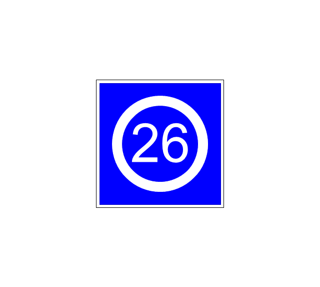 Nodal point of a motorwa, nodal point of a motorway,