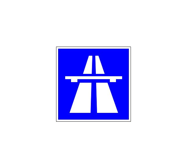 Motorway, motorway,