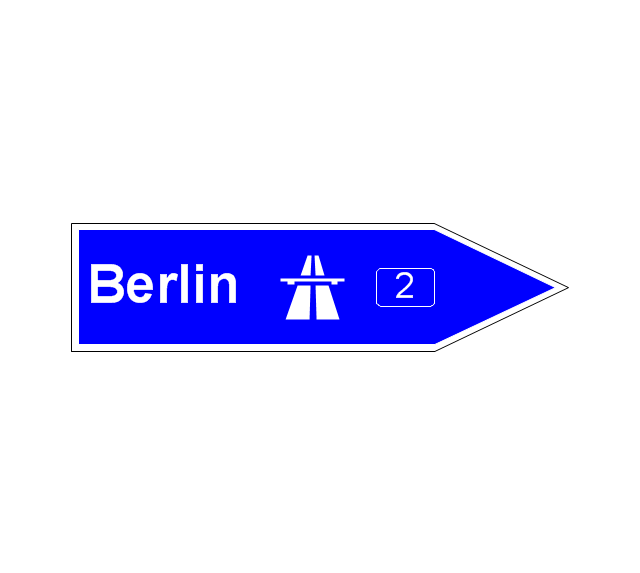 Direction to place, direction to place,