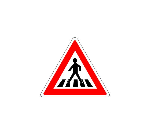 Pedestrian crossing, pedestrian crossing,