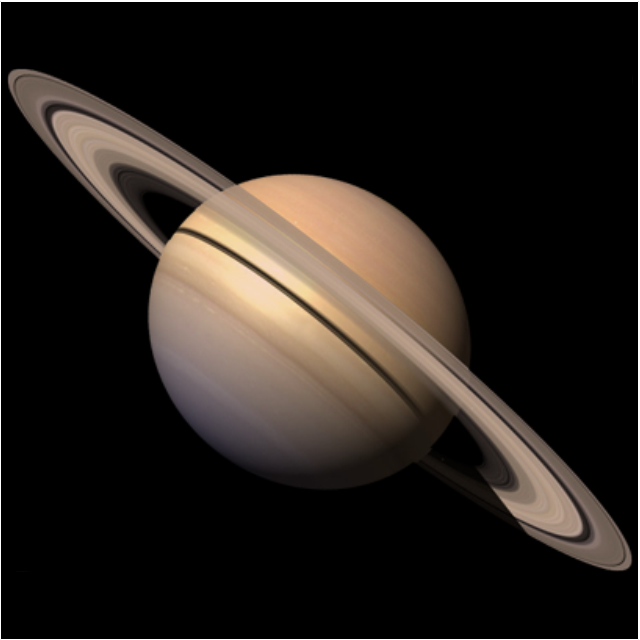 diagram of saturn the planet - photo #33