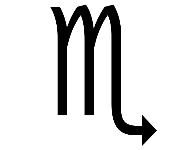 Scorpius sign, Scorpius symbol, Scorpius sign,