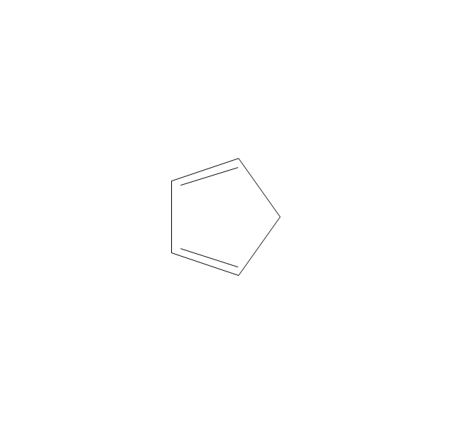 Cyclopentadiene, cyclopentadiene,