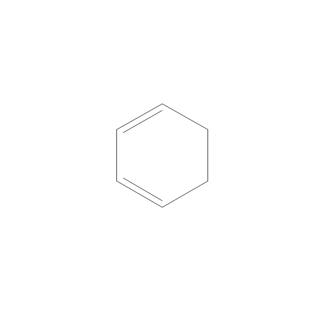 Cyclohexadiene, cyclohexadiene,