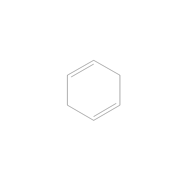 1,4-Cyclohexadiene, cyclohexadiene,