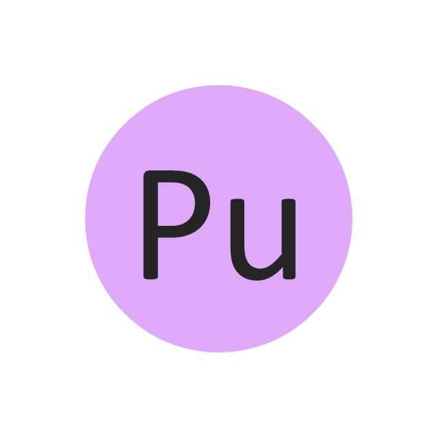 Plutonium (Pu), plutonium, Pu,