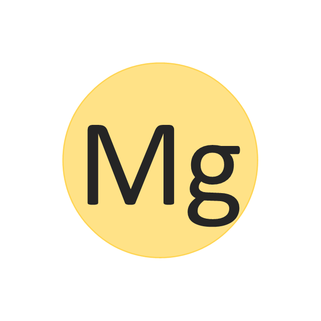 Chemical elements vector stencils library design elements magnesium mg magnesium mg urtaz