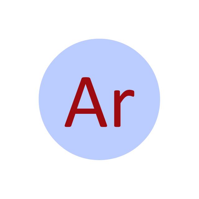 Argon (Ar), argon, Ar,