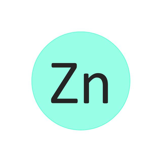 Zinc (Zn), zinc, Zn,