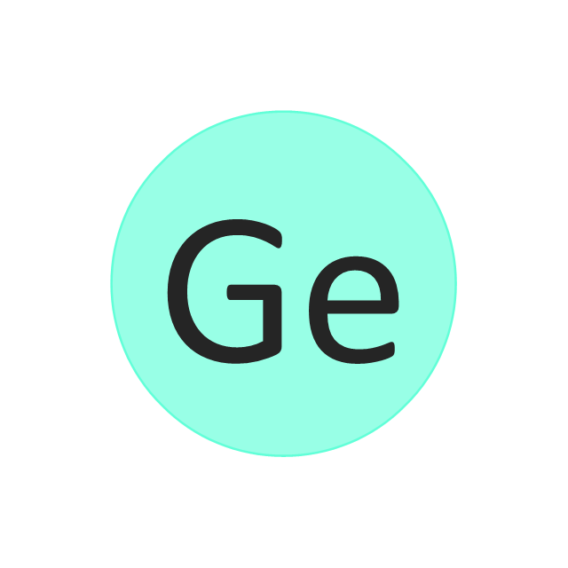 Germanium (Ge), germanium, Ge,