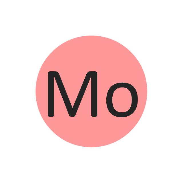 Molybdenum (Mo), molybdenum, Mo,