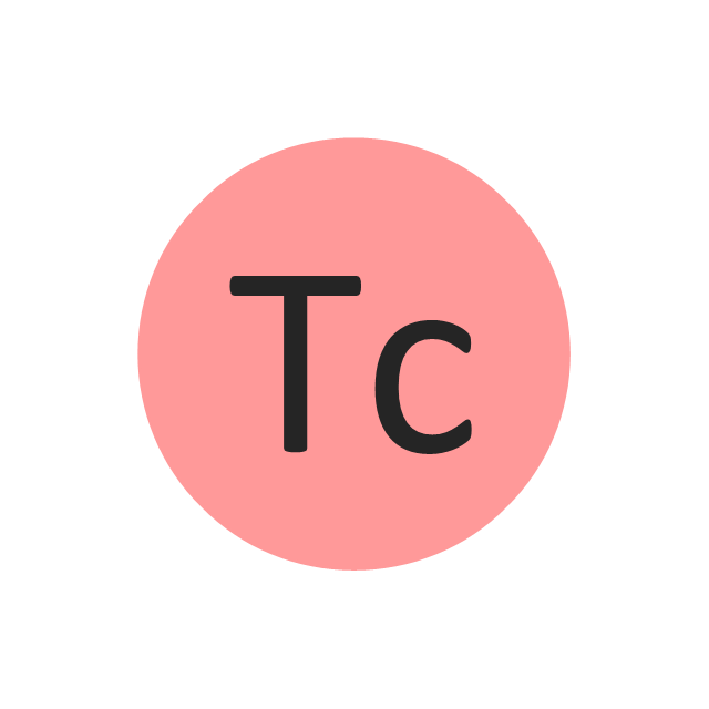 Technetium (Tc), technetium, Tc,