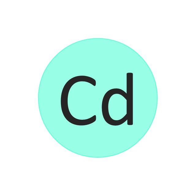 Cadmium (Cd), cadmium, Cd,