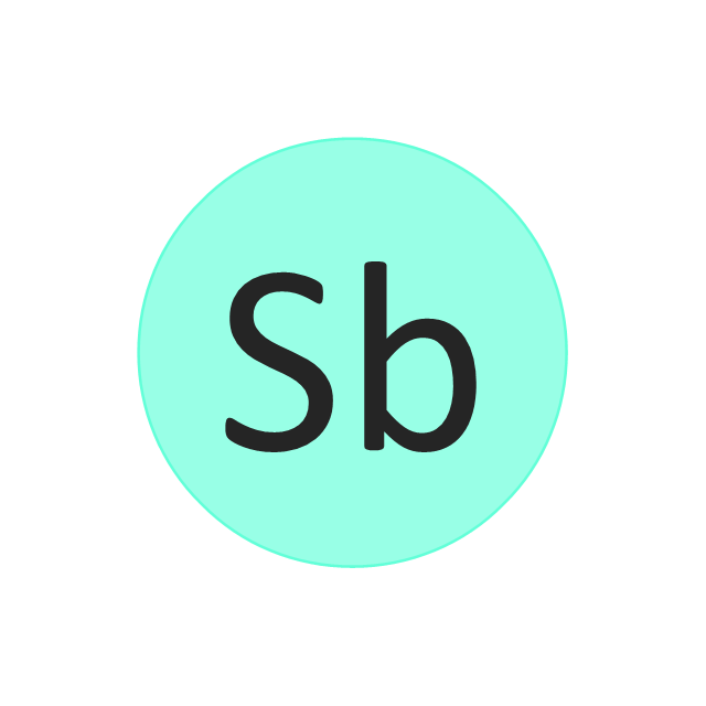 Antimony (Sb), antimony, Sb,