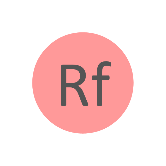 Rutherfordium (Rf), rutherfordium, Rf,