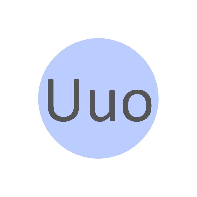 Ununoctium (Uuo), ununoctium, Uuo,
