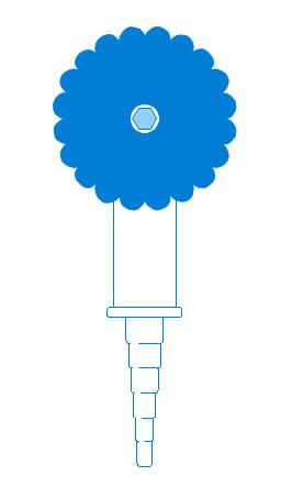 Tap (valve) , steam nozzle,