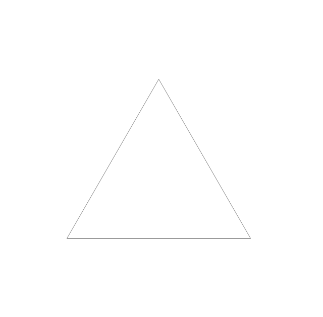 Equilateral triangle, triangle,