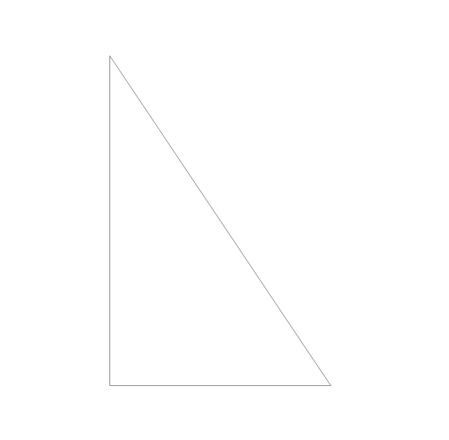 Right triangle 2, right triangle,