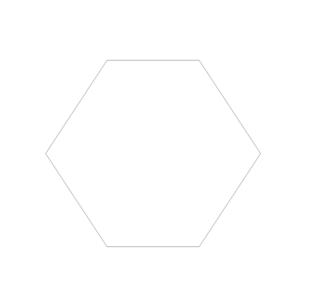 Hexagon, hexagon,